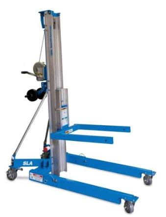 Where to find MATERIAL LIFT, 15  GENIE SLA15 in Columbus