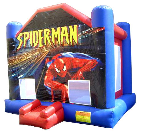 Where to find SPIDERMAN BOUNCE in Columbus