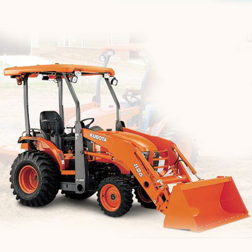 Where to find KUBOTA B26 W FRONT LOADER in Columbus