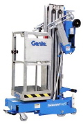 Where to rent MANLIFT, ELECTRIC  20  GENIE AWP13 in Columbus GA