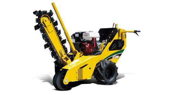 Where to find VERMEER RTX100 TRENCHER in Columbus