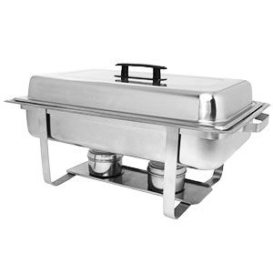 Where to find CHAFING DISH 8 QT. STAINLESS STEEL in Columbus