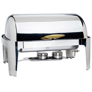 Where to find CHAFING DISH 8 QT ROLL TOP in Columbus