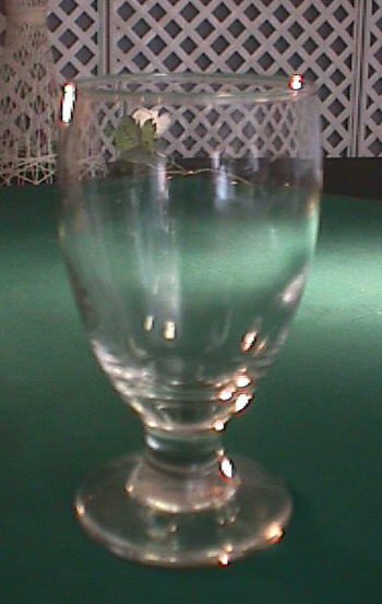 Where to find WATER GOBLET, 10oz. THICK STEMMED in Columbus