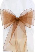 Where to rent SASH ORGANZA COPPER in Columbus GA