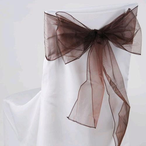 Where to find SASH ORGANZA CHOCOLATE BROWN in Columbus