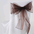 Where to rent SASH ORGANZA CHOCOLATE BROWN in Columbus GA