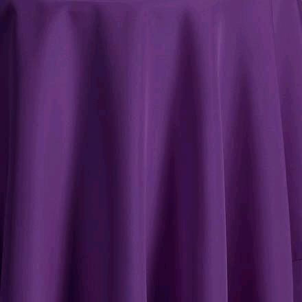 Where to find 60 X 120 PURPLE POLY in Columbus