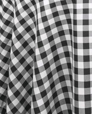 Where to find 72 X 72 BLACK WHITE CHECK POLY in Columbus
