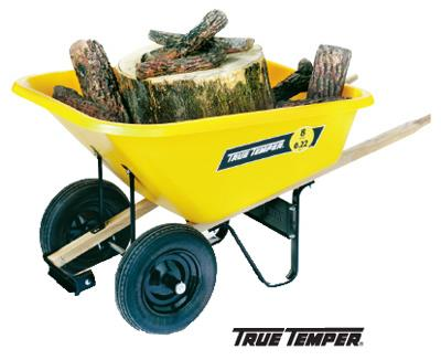 Where to find WHEELBARROW, 8 CU FT DOUBLE WHEEL in Columbus