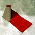 Where to rent 25  X 3  RED AISLE RUNNER in Columbus GA