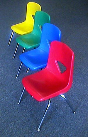 Where to find CHAIR CHILD PRIMARY COLORS in Columbus