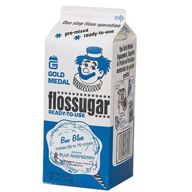 Where to find FLOSS MIX, BLUEBERRY  50-70 SERVINGS in Columbus