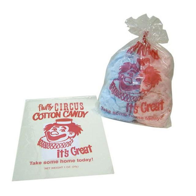 Where to find CELLO BAG, COTTON CANDY  BUNDLE OF 100 in Columbus