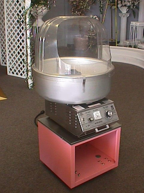 Where to find COTTON CANDY MACHINE PINK ON STAND in Columbus