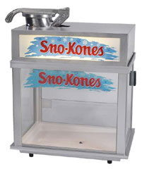 Where to find SNO-CONE MACHINE TABLE TOP in Columbus