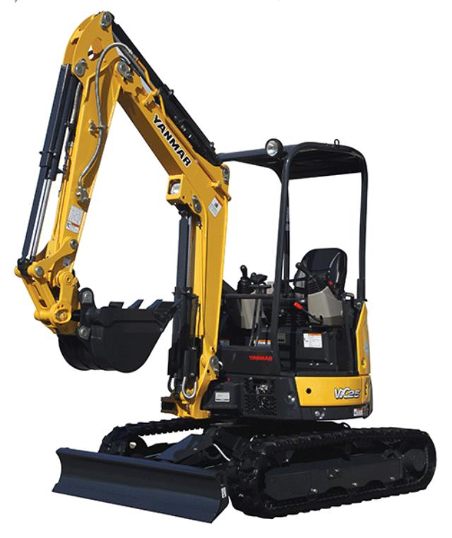 Where to find EXCAVATOR, YANMAR VIO 25  DIESEL in Columbus