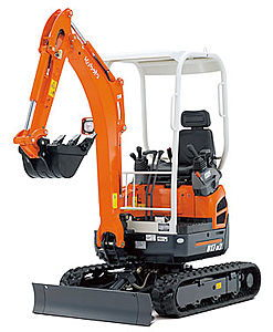 Where to find EXCAVATOR, MINI KUBOTA U17 in Columbus