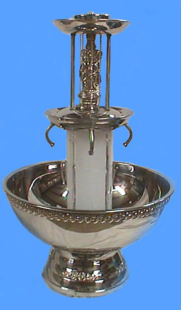 Where to find 5 GALLON FOUNTAIN S S W SILVER TRIM in Columbus