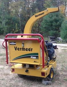 Where to find 6  BRUSH CHIPPER VERMEER in Columbus