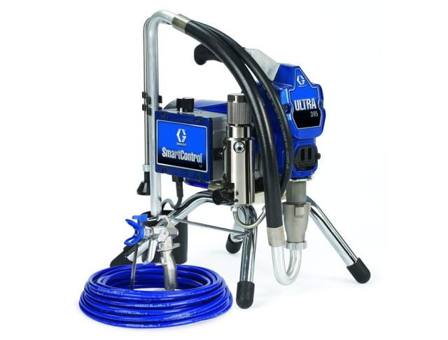 Where to find AIRLESS PAINT RIG, GRACO ULTRA 395 in Columbus