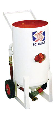 Where to find SANDBLAST POT, 150 LB  SCHMIDT in Columbus