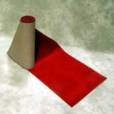 Where to find 15 X 36  RED AISLE RUNNER in Columbus